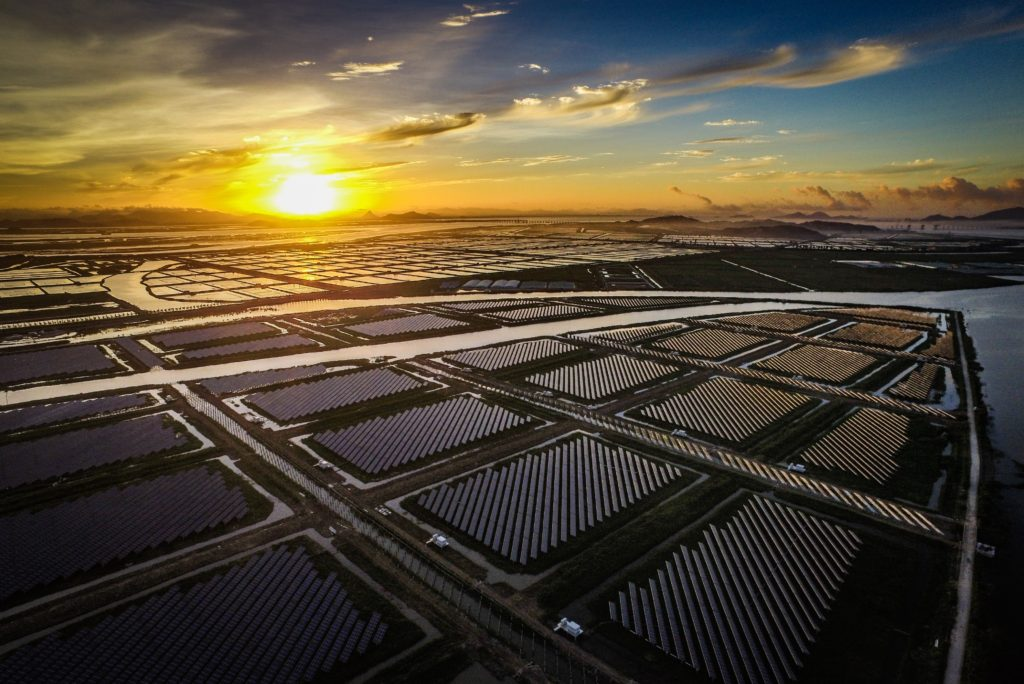 100MW in Ningbo, China.
